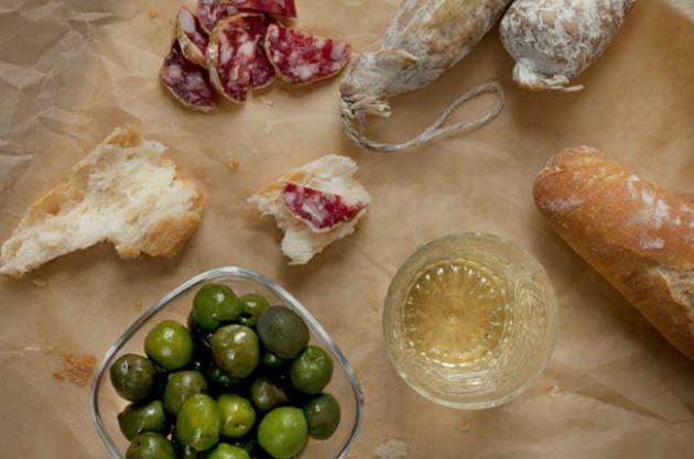 Hướng dẫn ghép đôi tapas với rượu vang Tây Ban Nha