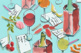 4 thuật ngữ thường gặp trong nguyên tắc nếm rượu vang