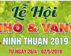 Ninh Thuận chào đón 120.000 du khách trong Lễ hội nho và rượu vang