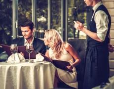 Cách gọi rượu tại nhà hàng