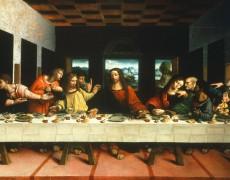 """Chúa Giêsu và các sứ đồ đã ăn gì trong """"Bữa tối cuối cùng"""""""