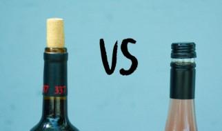 Ưu và nhược điểm của việc đóng nắp rượu khác nhau